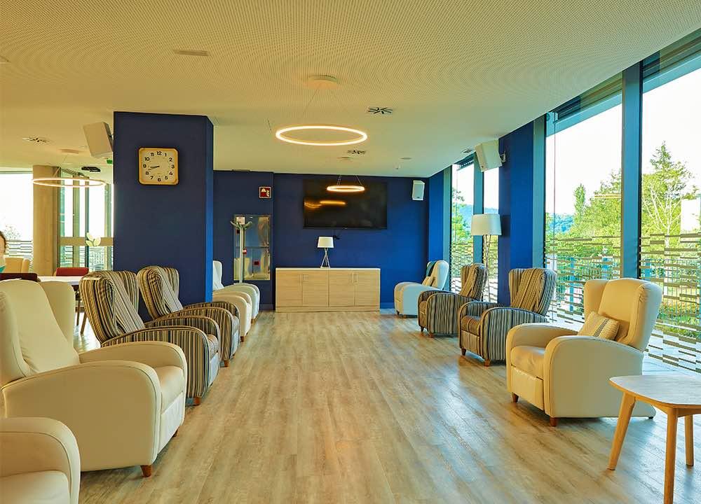 salon interior residencia alday
